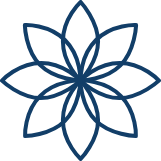 Flower-like icon